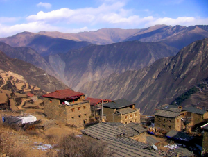 Zanta's Native Village In Tibet NYT 4